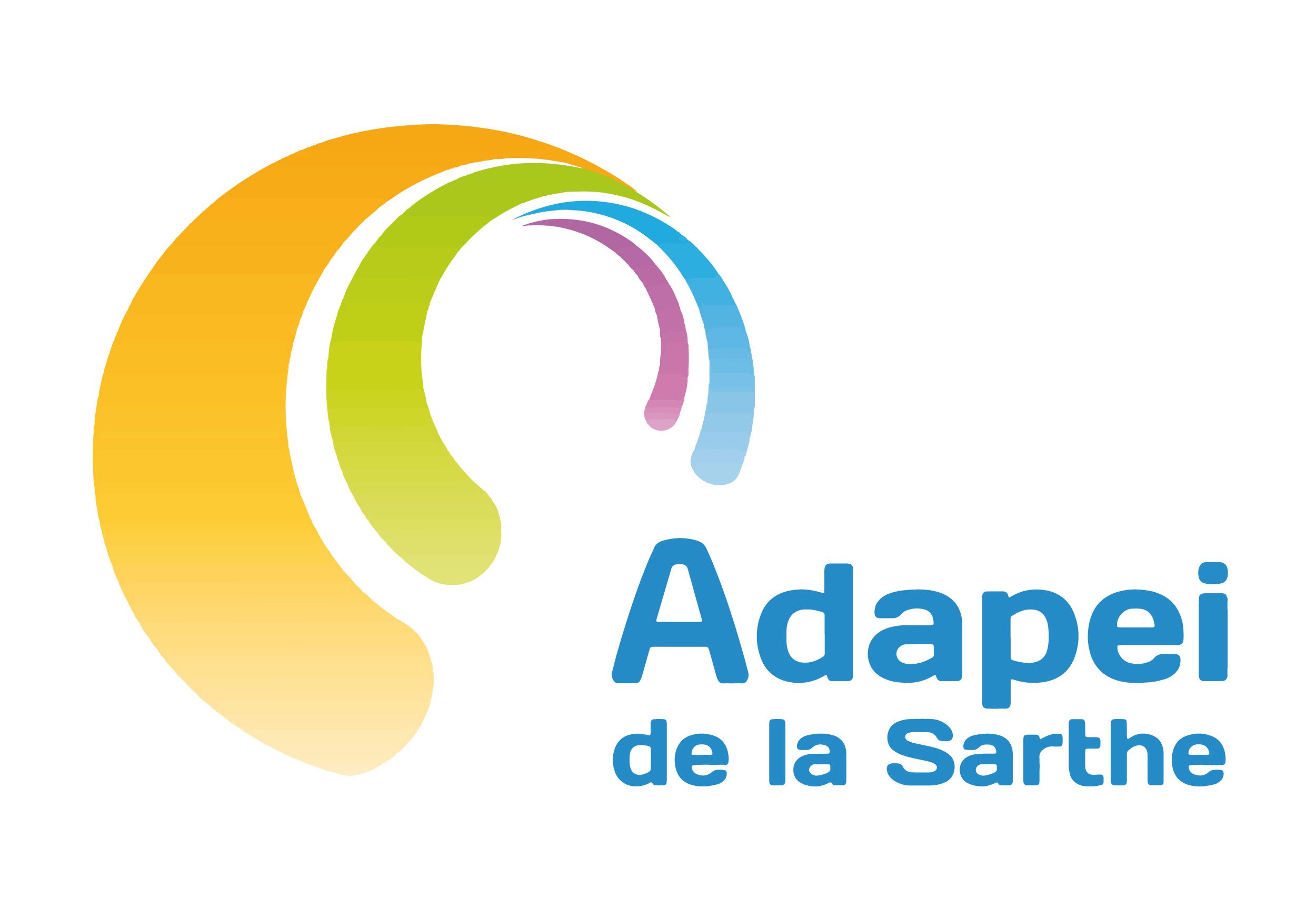 Logo_Adapei de la Sarthe